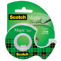 Dokumenttejp Scotch Magic 15mx19mm