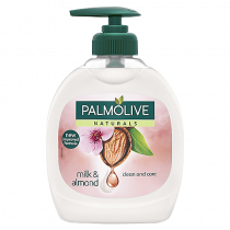 Tvål Palmolive Milk & almond 300 ml